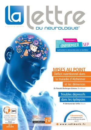 Lettre du Neurologue, mai 2008